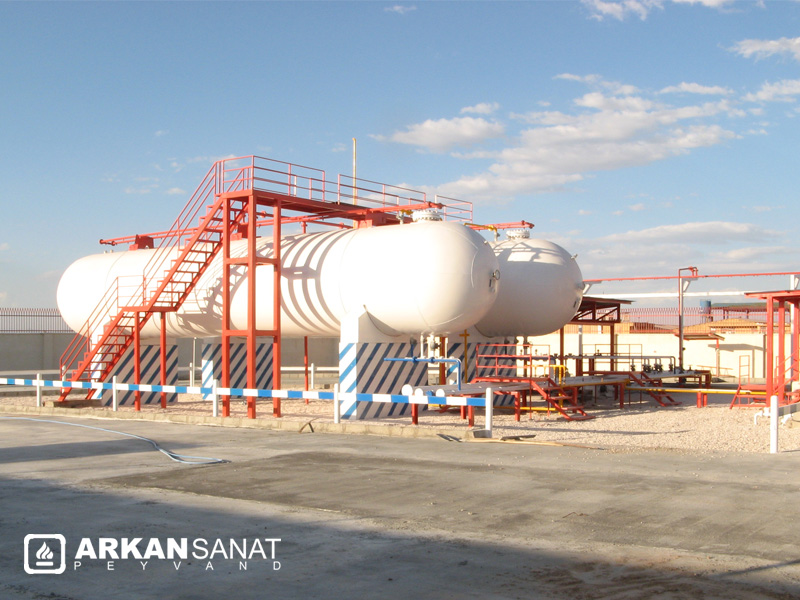 Arkan Sanat Peyvand LPG photo 02
