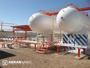 Arkan Sanat Peyvand LPG photo 04